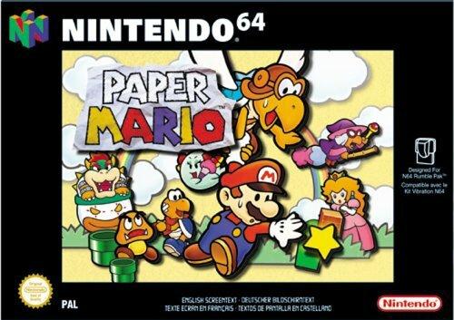 TEST: PAPER MARIO (Nintendo 64) Suite et fin