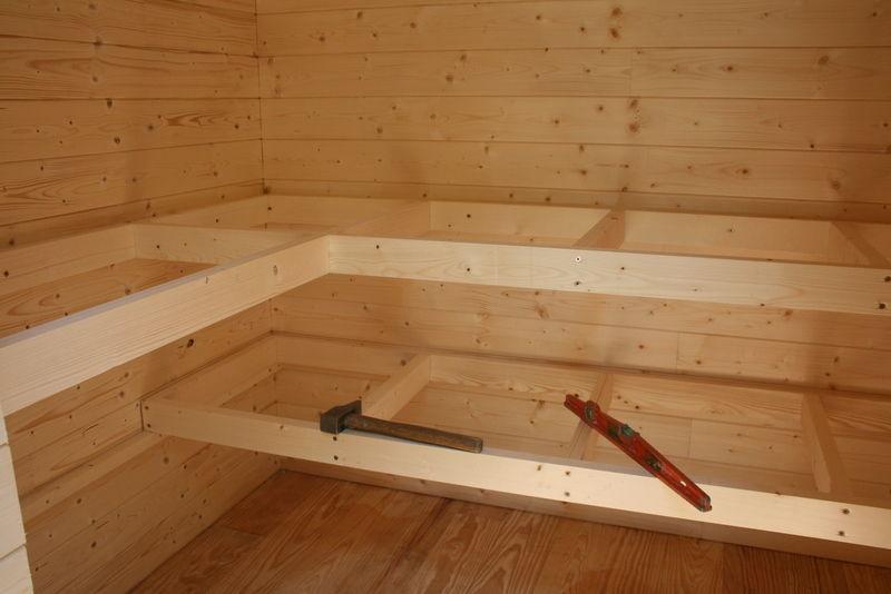 Construire Un Sauna : construire un sauna sauna faire soi meme realisations ~ Premium-room.com Idées de Décoration