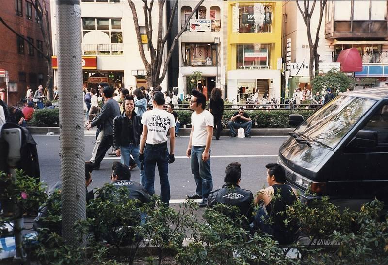 Canalblog Rockers Harajuku Tokyo01 13 Avril 1997 01