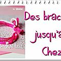  Des bracelets pour Thyflo 
