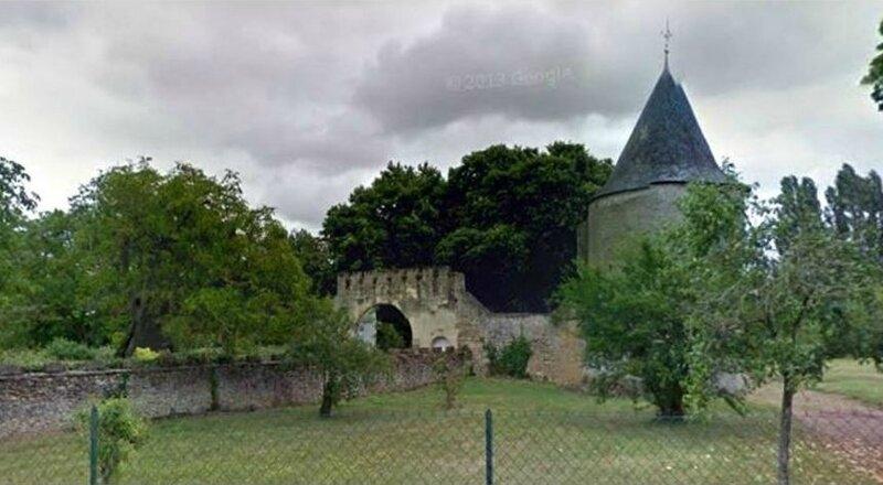 Guényveau fils château