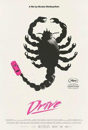 DRIVE poster_via Tumblr deOliver Brackenbury