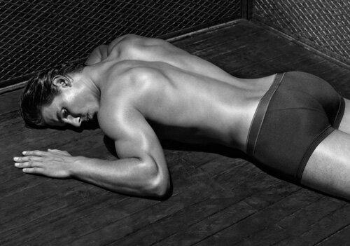 Rafael Nadal pour Armani