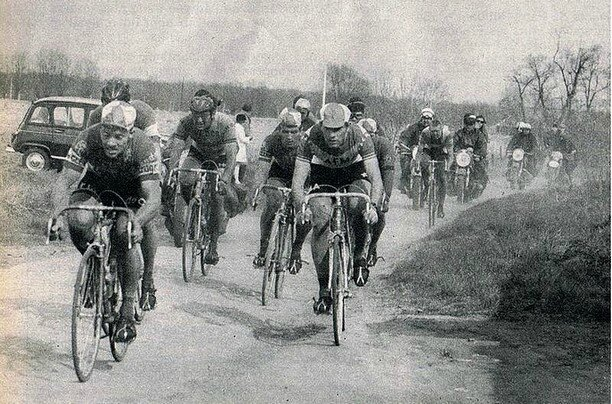 51a) Paris roubaix 1969
