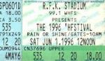 1996-06-01-usa-washington-HFStival-ticket