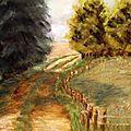 Chemin de la croix des mays