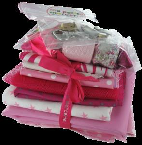 Lot pink MPM