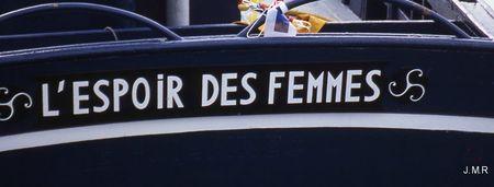 LEspoir des Femmes-Concarneau 1996
