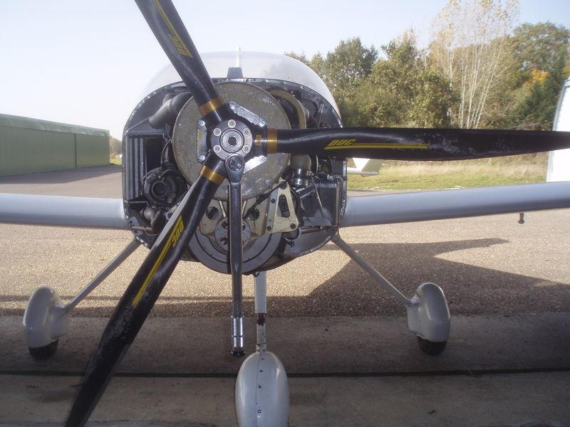 montage helice Duc swirl