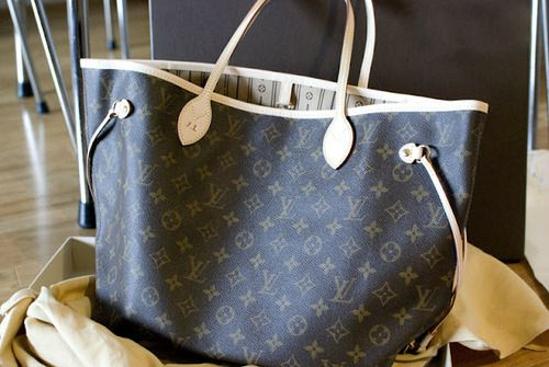 Louis Vuitton Neverfull Occasion