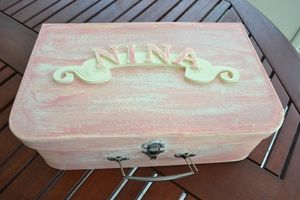 Valise souvenirs Nina 1