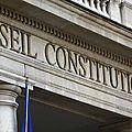 Rejet du compte de campagne de sarkozy : les militants ump du conseil constitutionnel doivent démissionner