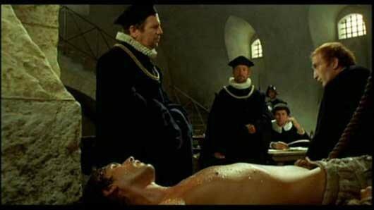 Films torture de l'Inquisition