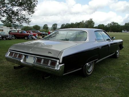 chevrolet caprice classic hardtop sedan 1973 retro meus auto madine 2011 2