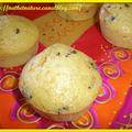 Muffins choco-mandarine