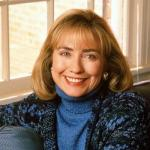 Hillary Clinton Young