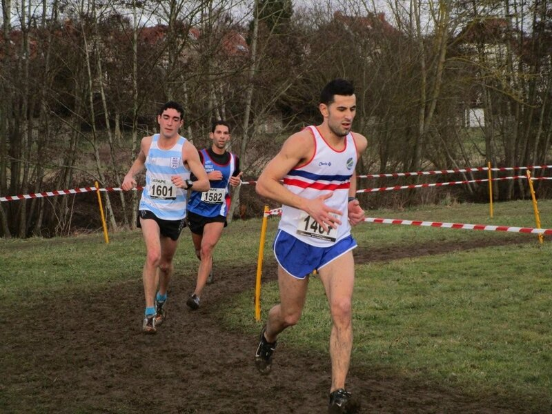 Demi finale chts france cross 5 fevrier 2017 Coulommiers 020