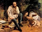 Proudhon et ses enfants