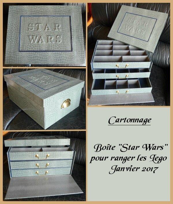 Boîte Star wars