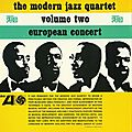 The Modern Jazz Quartet - 1960 - European Concert Volume 2 (Atlantic)