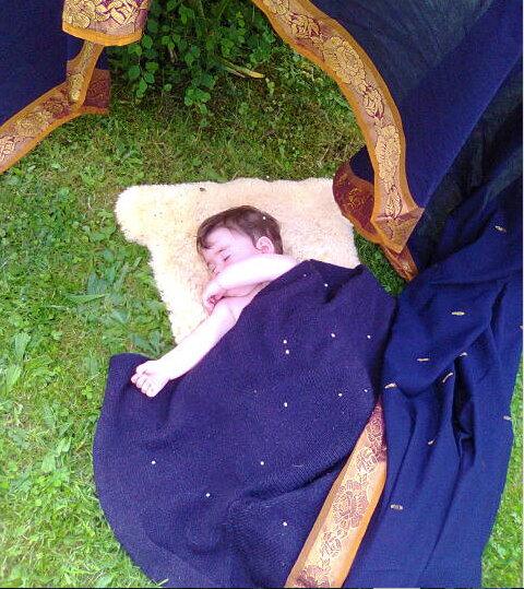 Aliénor au bois dormant