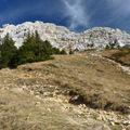 2009 11 21 Le paysage autrour de la Dent de Crolles (2064 mètres d'altitude) (22)