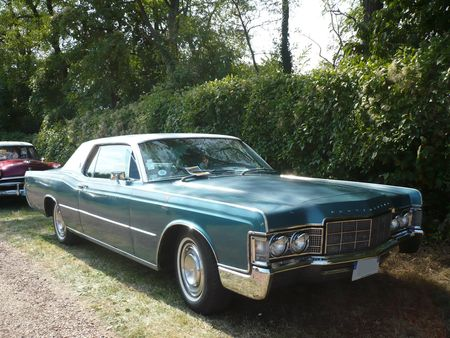 LINCOLN Continental 2door hardtop 1969 Créhange (1)