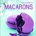 mes macarons