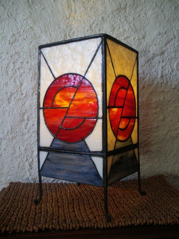 vitrail lampe 002