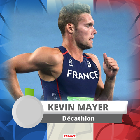 Rio 2016 : Bravo Mayer