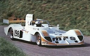 1975 - Michel PIGNARD - Ch Fce Montagne 1975 Gpe 5-7 - March 75S