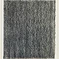 Exhibition of new ramble drawings by richard serra on view at gagosian paris