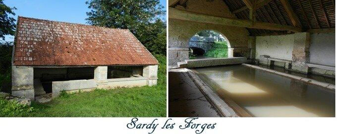 Sardy les Forges