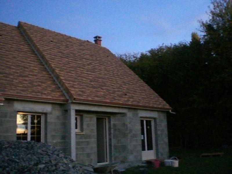 La chemin e construction de notre maison for Budget construction maison par poste