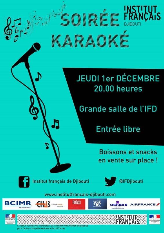 ifd karaoke 1 er décembre