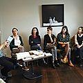 Rencontre primo-romanciers des 68 premières fois- 8 octobre 2017