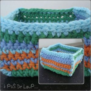 panier crochet 3