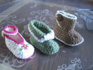tites bottes crochet 3