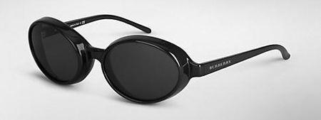 burberry lunettes splash 1 noir