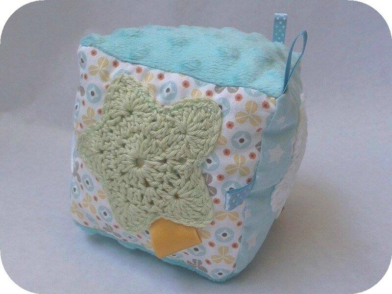 Cube d'éveil (2)