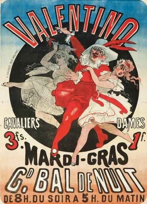 Magnet 2 Mardi Gras
