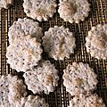 Crackers moutarde et herbes de Provence