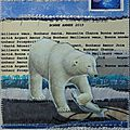 art postal ours polaire fp