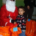 Father Christmas and Denis
