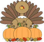 turkey-and-pumpkins