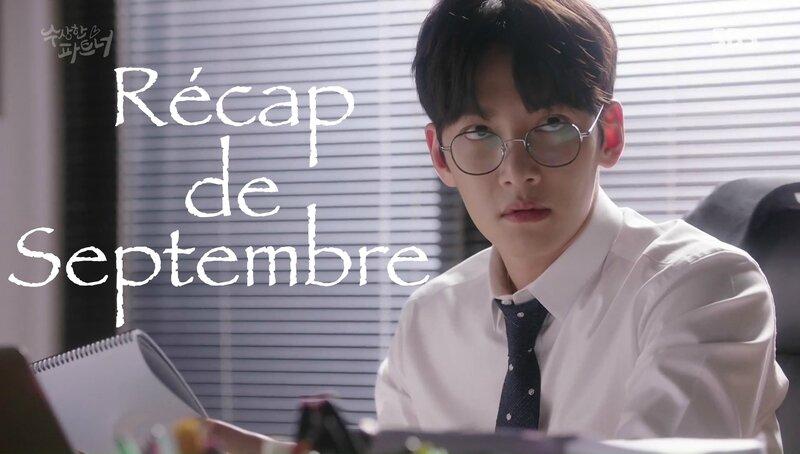 Récap Septembre