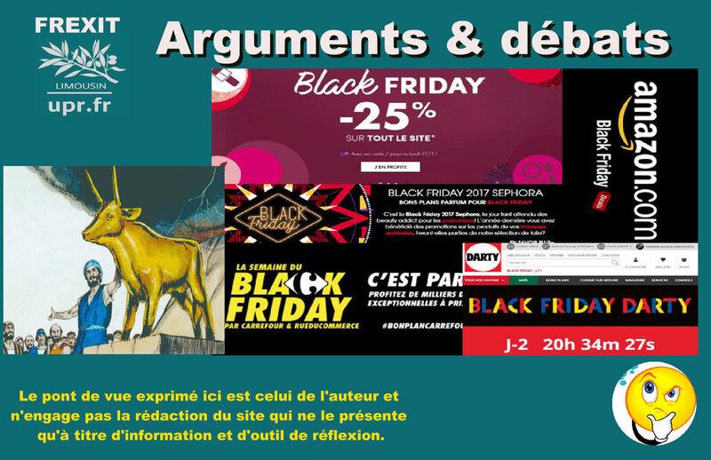 ARG BLACK FRIDAY VEAU D OR