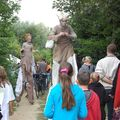 la fête du parc le 6 septembre 2009 à Wimille