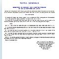Arrêté du 22 décembre 2011 fixant pour 2012 les tarifs des droits d'accises sur les alcools et les boissons alcooliques