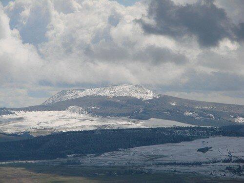 2008 04 14 Le Mézenc sous la neige